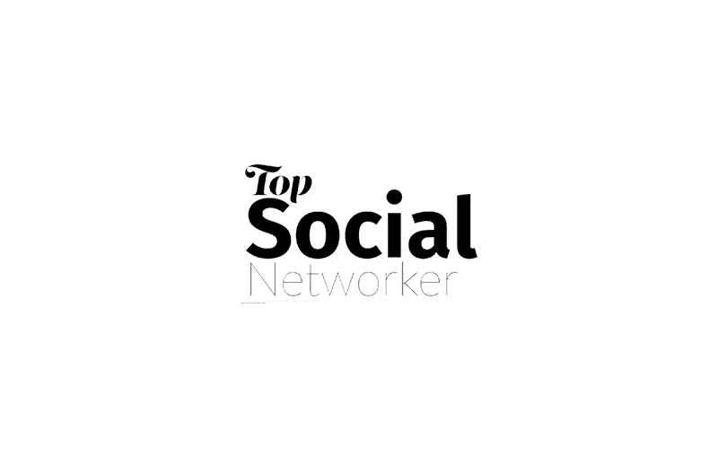 Top Social Networker logo design